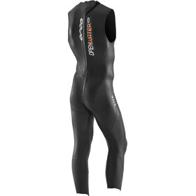 ORCA RS1 Openwater Traje Triatlón sin Mangas Hombre, black